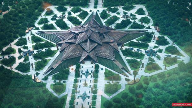 Россияне восхищены проектом нового музея Вооруженных сил