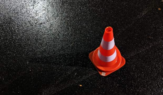 На Ленинградском шоссе «Газель» протаранила легковушку