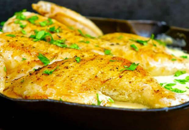 Разделка курицы ножницами: хитро убираем кости и жарим