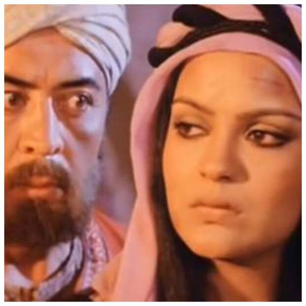 Растоптанная любовь и красота прекрасной принцессы из красивой индийской сказки, изображение №20