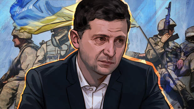 На Украине вечно путают В и НА