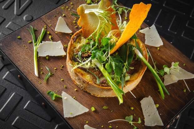 Блюда с грибами по европейским рецептам