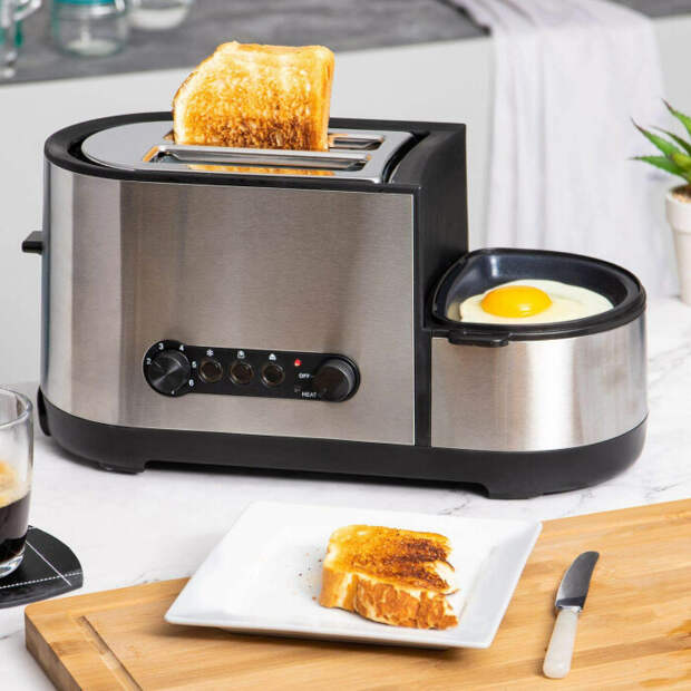 Многие думают, что тостер на кухне нужен, но на самом деле это не так. /Фото: ixbt.com