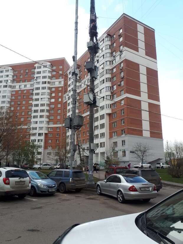 Вышки сотовой связи на Псковской улице безопасны – Роспотребнадзор