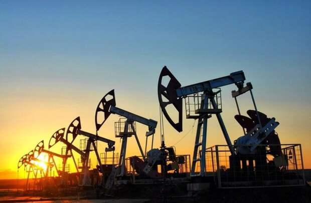 Нефть Brent подорожала до $67 за баррель