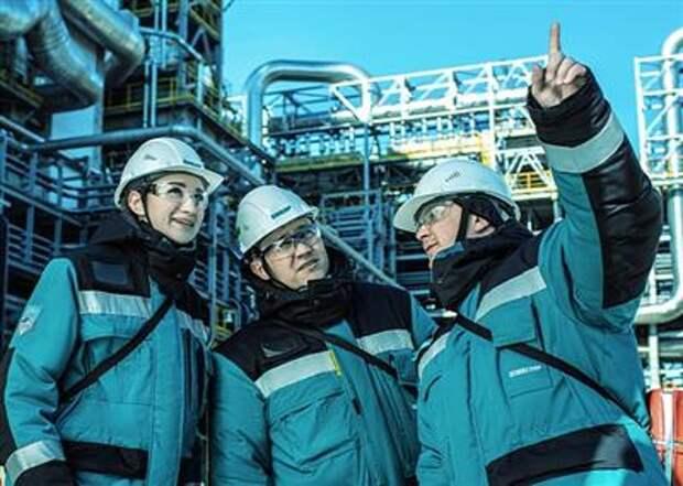 """СИБУР"" увеличил показатель EBITDA на 5,4% за 2020 год"