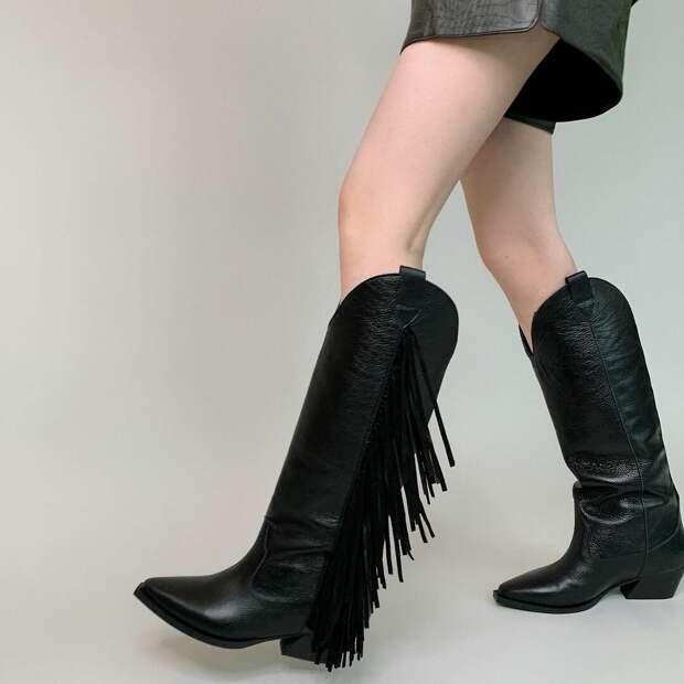 Модная женская обувь зимы 2021: главные тенденции и 13 актуальных моделей