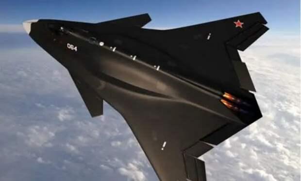 В России держат в секрете истребитель 6-ого поколения
