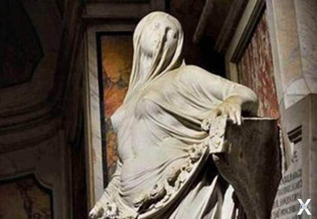 Невероятная история капеллы Сансеверо и алхимика Раймондо ди Сангро