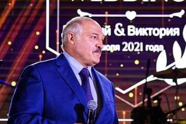 Александр Лукашенко выдал замуж внучку