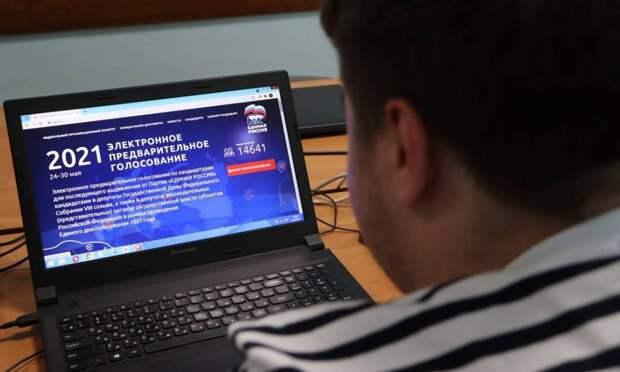 Почти 4 миллиона россиян приняли участие впраймериз «Единой России»
