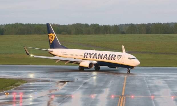 В Германии нашли следы Запада в экстренной посадке самолета Ryanair в Минске 23 мая