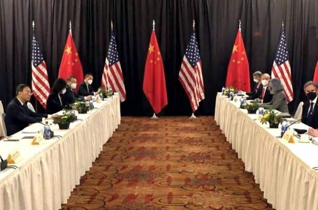 «Мы были о вас слишком хорошего мнения»: между дипломатами США и Китая случился конфликт