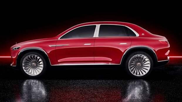 Суперпремиальный Mercedes-Maybach на китайских покрышках - вы серьезно?!