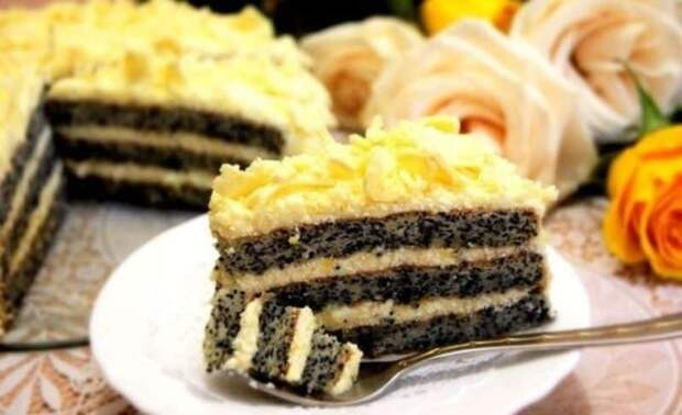 Торт царица Эстер
