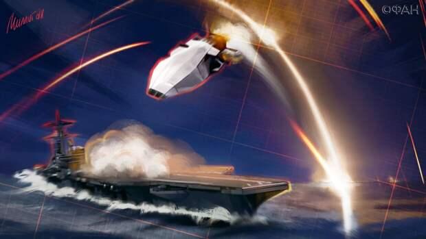 Минобороны РФ рассказало об испытаниях ракеты «Циркон» и подлодки «Посейдон»
