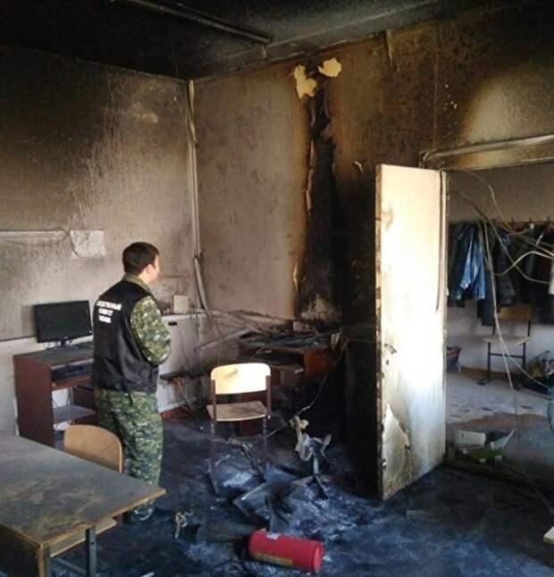 Появились фотографии с места кровавой бойни в школе Башкирии (ФОТО)
