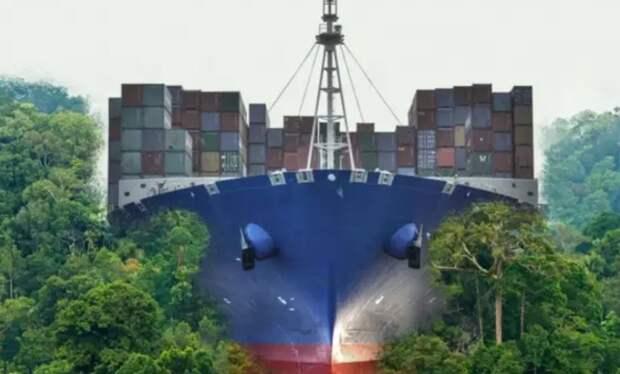 Канал — в Никарагуа. Удар России по США.