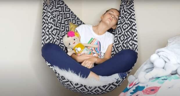 Прекрасное подвесное кресло, которое сможет сделать даже ребенок