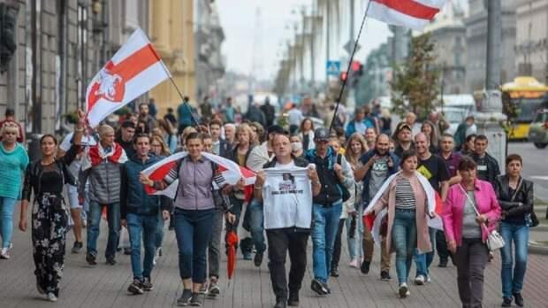Национально-сознательные белорусы ни в чём не уступают своим украинским братьям по разуму