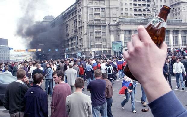 Фанат «Спартака» Вася Киллер — о погромах на Манежке в 2002 году: «Срежиссированное мероприятие»