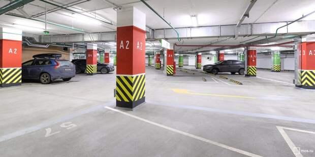 Подземная парковка ВТБ-Арены стала бесплатной