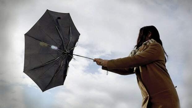 В Крыму сегодня и завтра ожидаются дожди и грозы
