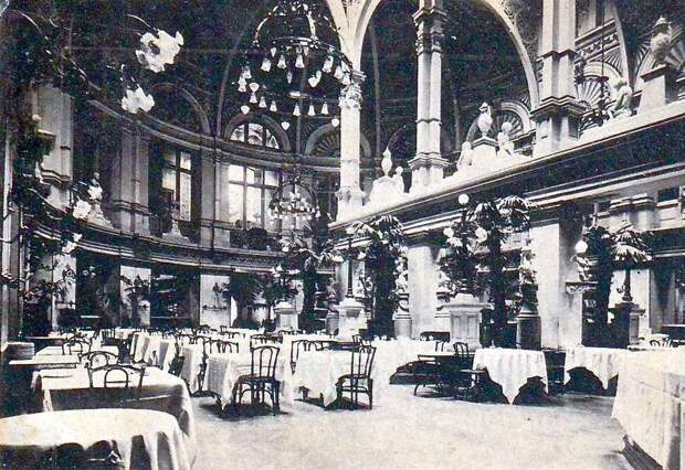 Первый московский ресторан «Славянский базар», знаковые рецепты и их история