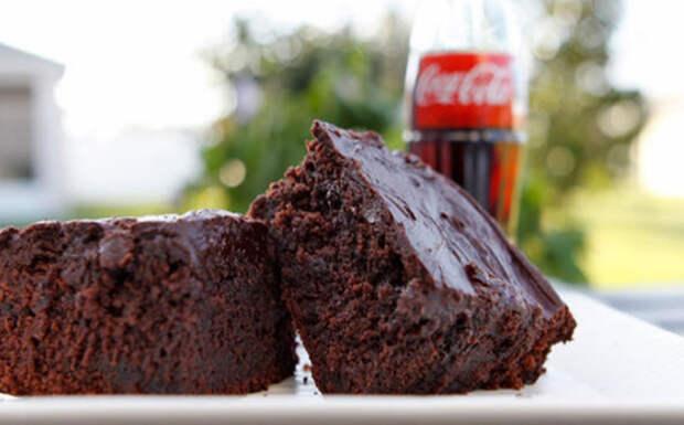 Пирог «Кока-кола»