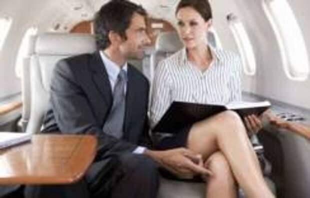 Как избежать сексуальных домогательств в самолёте
