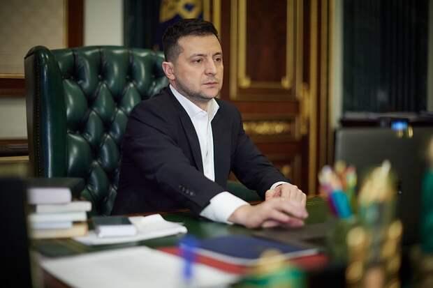 Зеленский ввел санкции против двух российских компаний