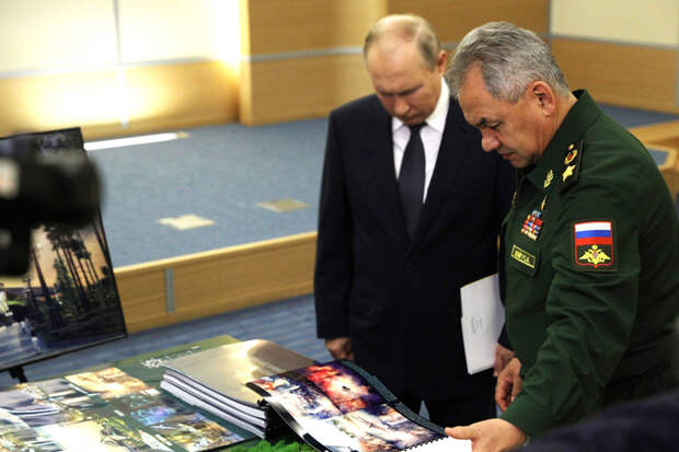 О необычно резких движениях преемника Путина