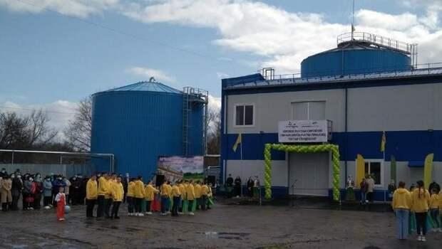 Обзор новых очистных сооружений, введённых в эксплуатацию в регионах России