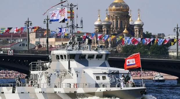 Россия — незаметно стала судостроительной державой №2 в мире