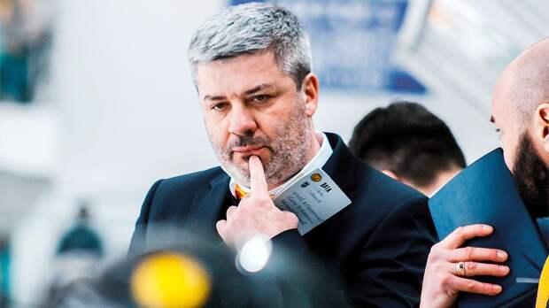 Источник: Тамбиев — основной претендент на пост главного тренера «Адмирала»