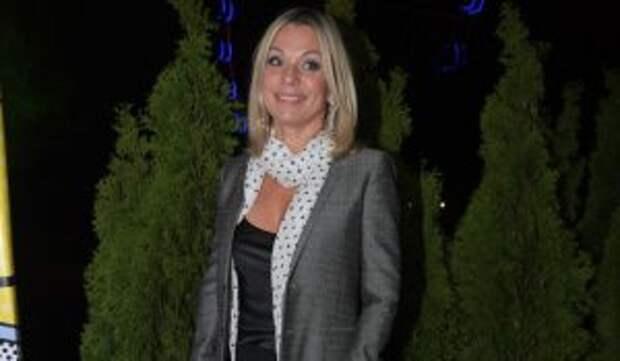55-летняя Салтыкова заговорила о рождении ребенка