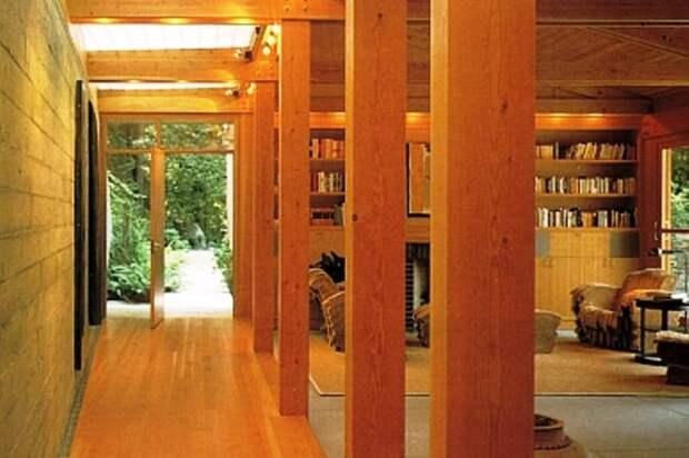 Билл Гейтс вместе с супругой Белиндой собрал обширную библиотеку (Xanadu 2.0). | Фото: w7phone.ru.