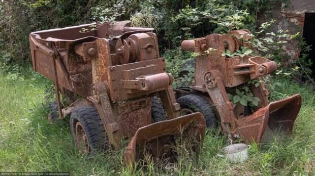 Ищу «золото нацистов» — удачное путешествие в горы к заброшенной старой шахте Гребно