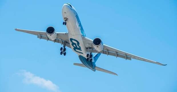 Airbus начал тесты утяжелённого A330-900