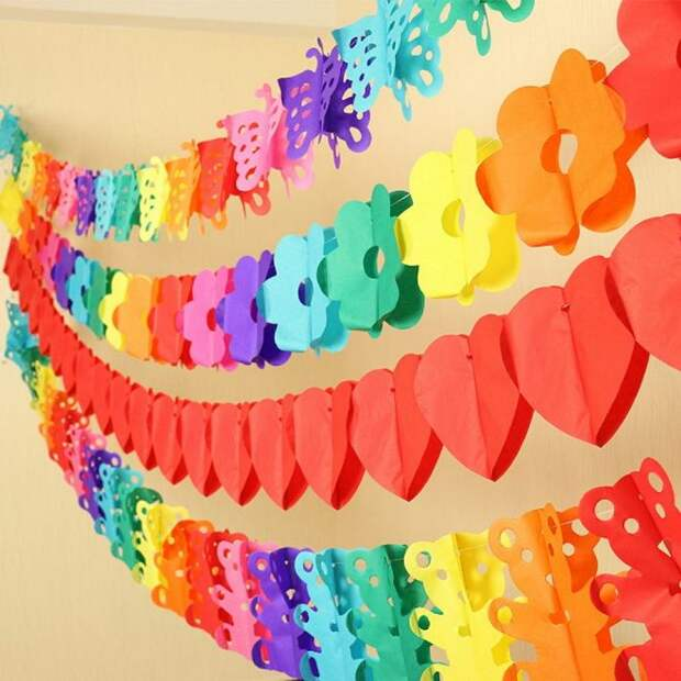 Как украсить комнату на день рождения своему ребенку (77 фото)