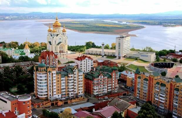 Не пора ли переносить столицу в Хабаровск?