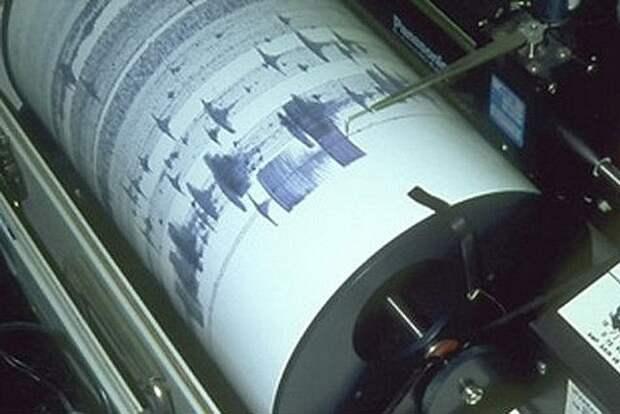 В Забайкалье произошло землетрясение магнитудой 5,5