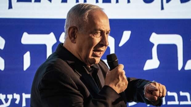 Нетаньяху обсудил с Байденом меры защиты гражданских лиц в ходе военной операции в Газе
