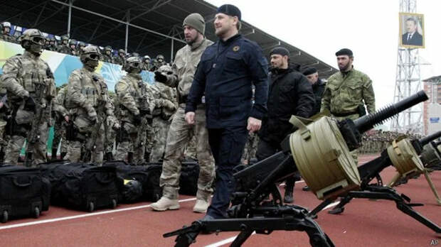 """Зачем Путин - """"ВЗРАСТИЛ"""" Рамзана Кадырова..."""