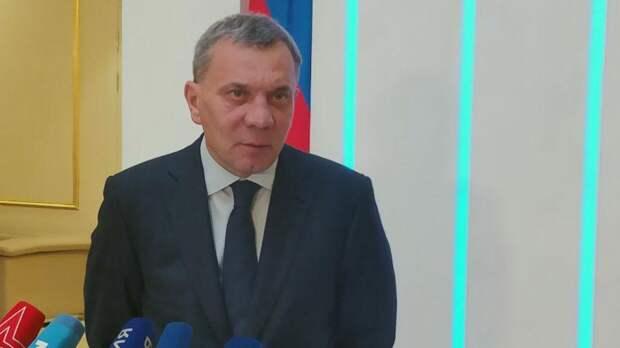 Вице-премьер РФ Борисов назвал цели модернизации ВС России