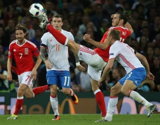 Российской футбольной сборной больше нет - доигрались!