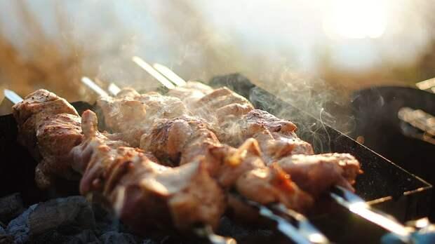Врач предупредила о скрытой опасности шашлычного мяса