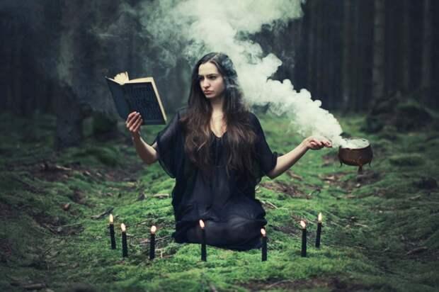 Шаманка Кажетта Ахметжанова рассказала о силе Викканской магии