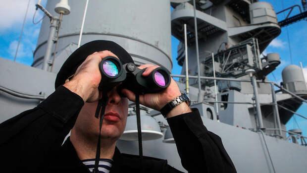 Эксперт прокомментировал кадры с задержанного ВМС США судна в Аравийском море