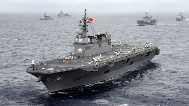 Возросшие амбиции Китая и обеих Корей заставили Японию забыть о Курилах